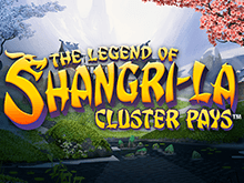 Стань легендой в игровом автомате The Legend Of Shangri-La